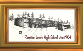Click to read about: Ramstein Jr. High circa 1964, What a time it was!