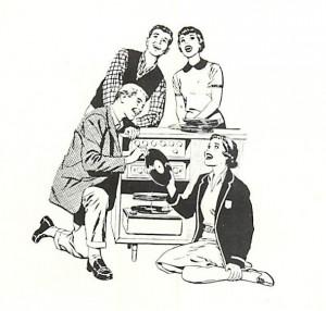 Ramstein Jr. High 1964:  100 Smash Hits!